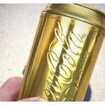 金のコカコーラ?ハッピー缶キャンペーン2014の中身や確率は?