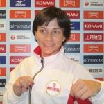オクサナ・チュソビチナがロンドンへの出場は白血病の息子のため!