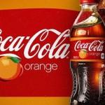 コカコーラのオレンジ味!?美味しいの?口コミや評判をチェック!
